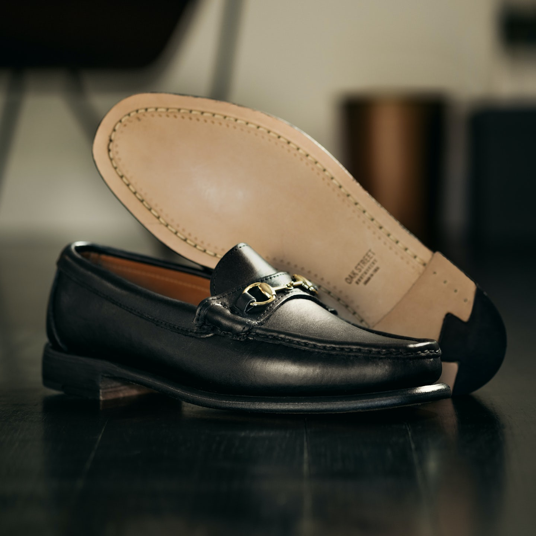 Black Latigo Bit Loafer - Feature Image