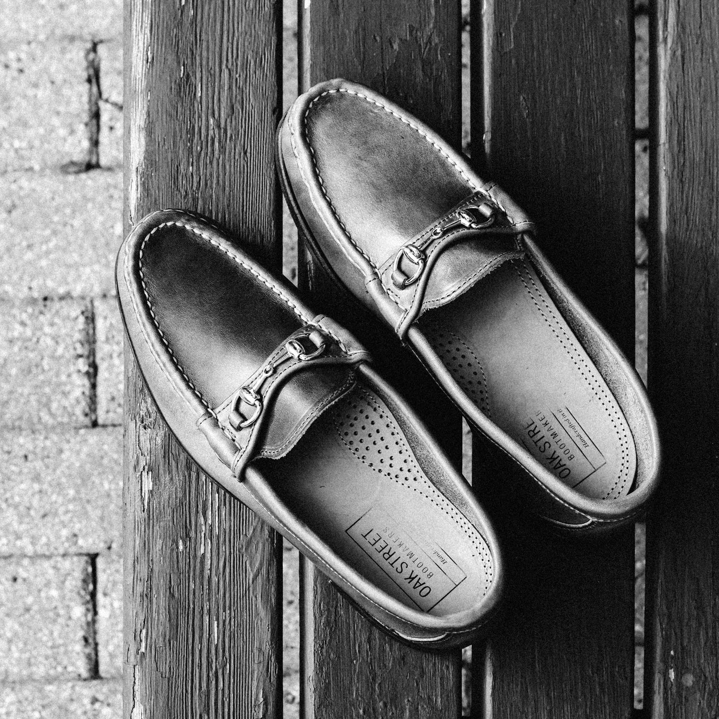 Natural Chromexcel Bit Loafer - Feature Image