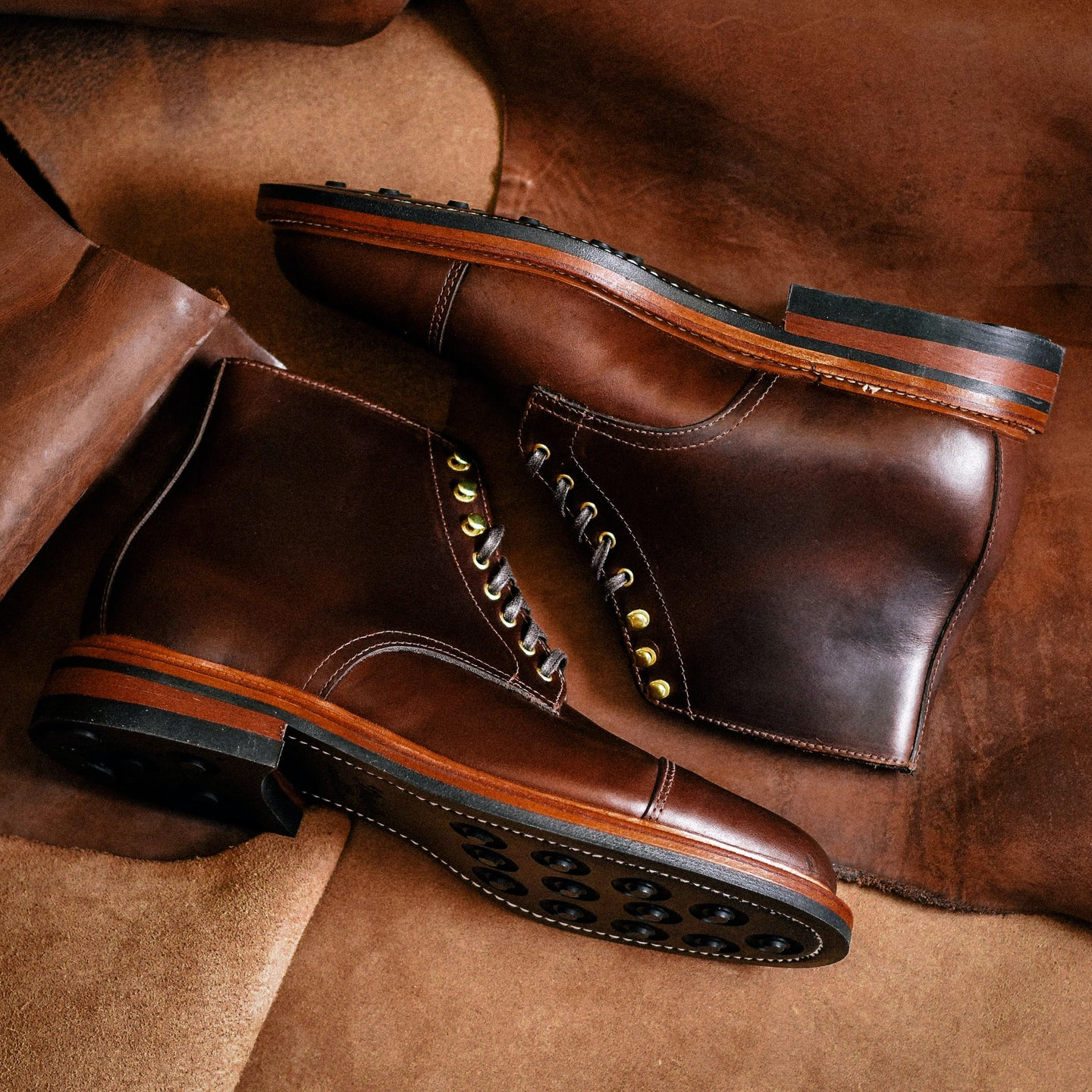 Brown Chromexcel Lakeshore Boot - Feature Image