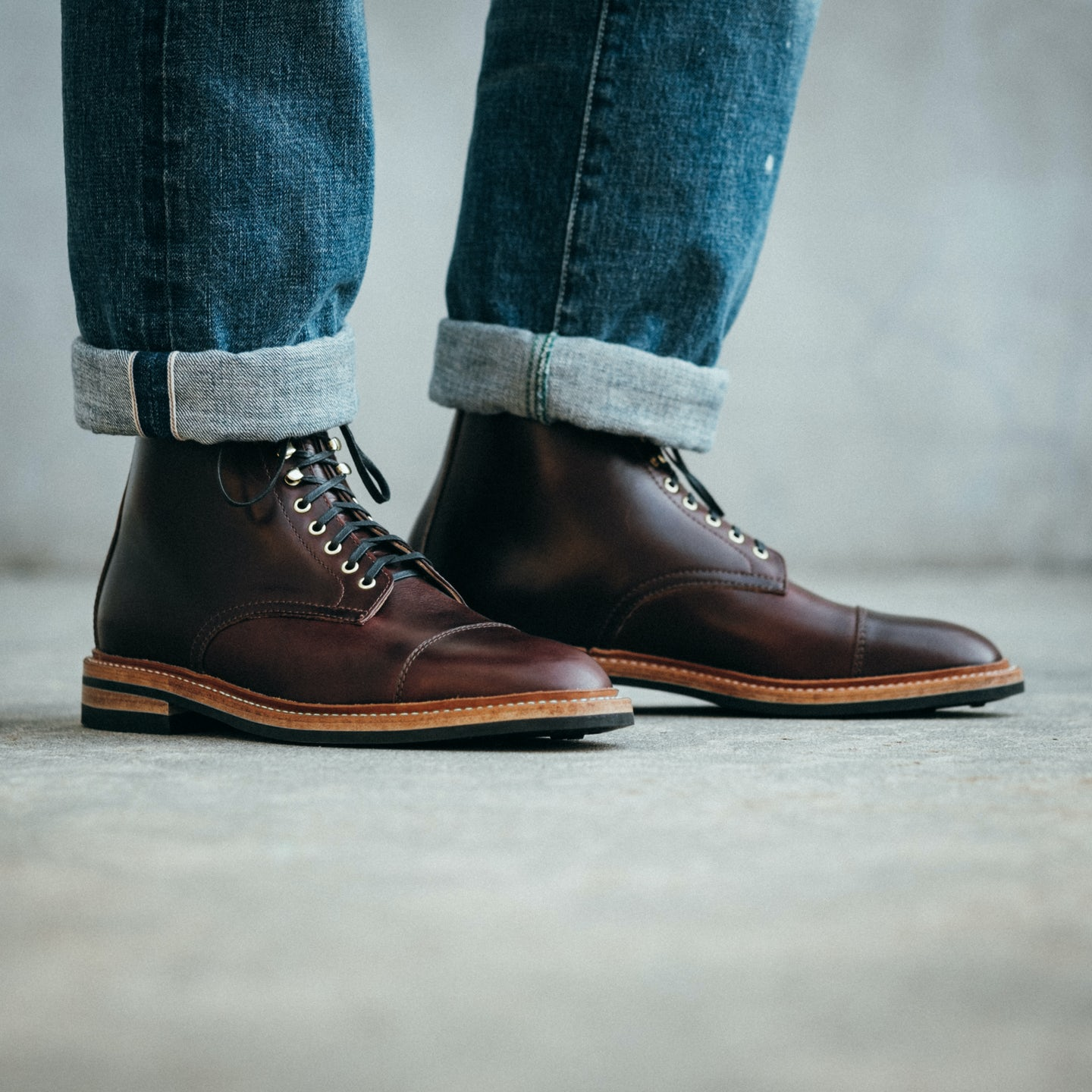 Color 8 Chromexcel Lakeshore Boot - Feature Image