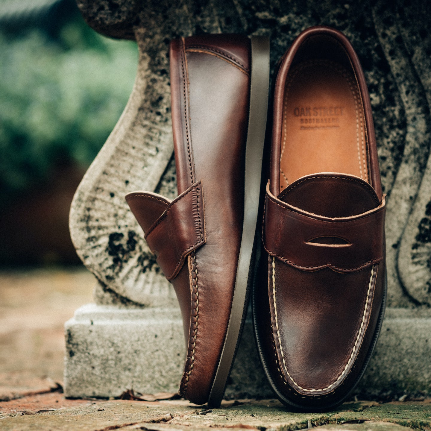 Brown Chromexcel Penny Moc - Feature Image