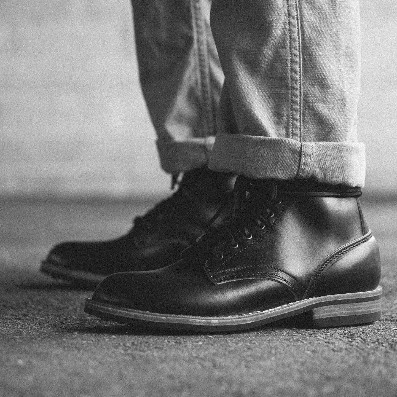 Black Chromexcel Storm Boot - Feature Image