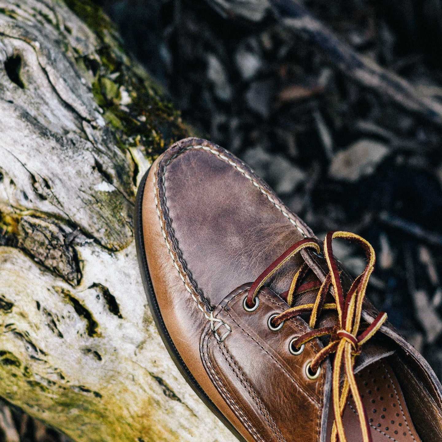 Natural Chromexcel Trail Oxford - Feature Image