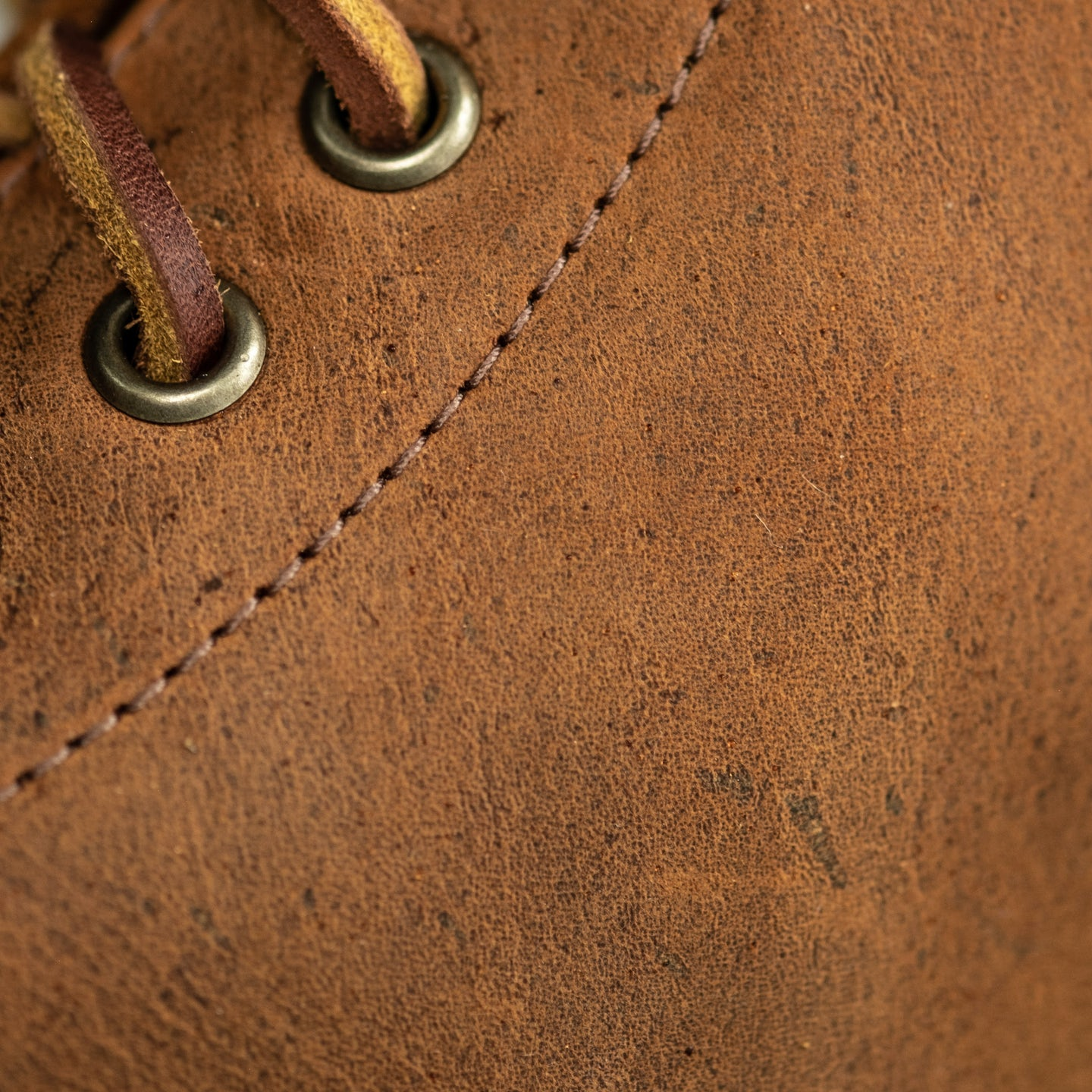 Autumn Spice Waxed Kudu Trench Boot - Feature Image