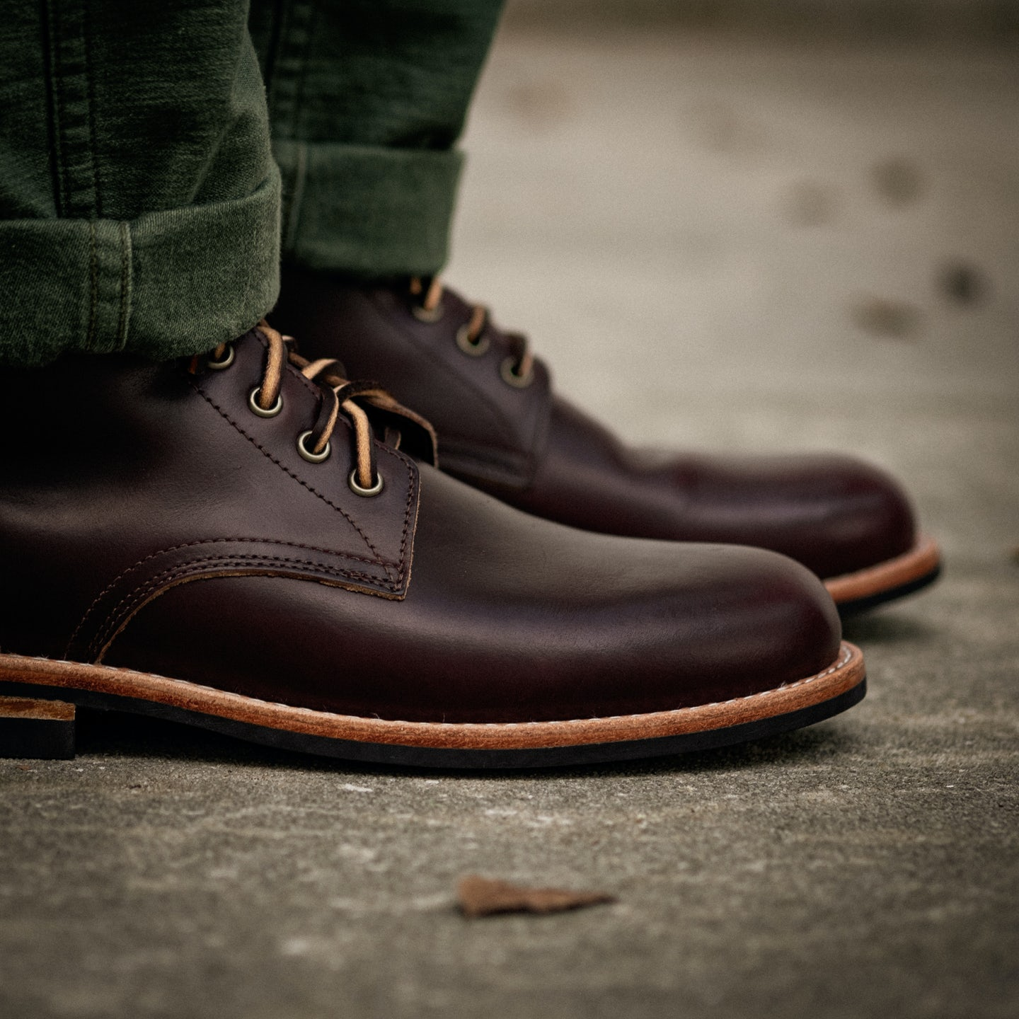 Color 8 Chromexcel Trench Boot - Feature Image