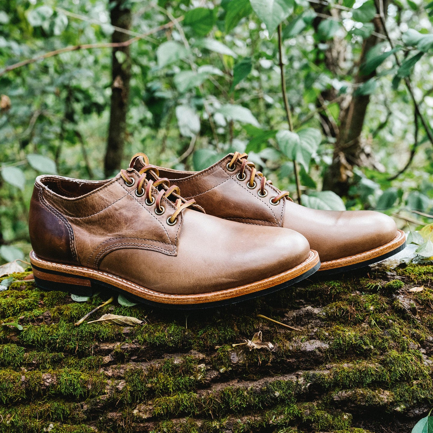 Natural Chromexcel Trench Oxford - Feature Image