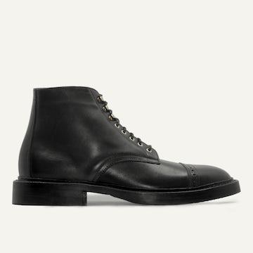 Lakeshore Jump Boot - Ink Black Classic Calf