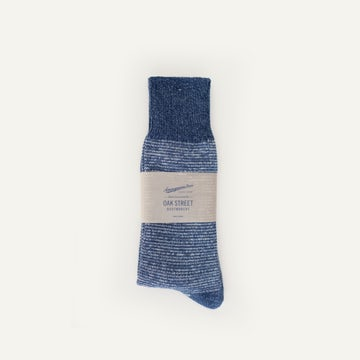 Anonymous ISM Crew Sock - Indigo Abyss