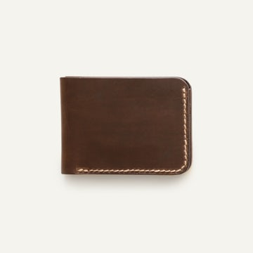 Bifold Wallet - Natural Chromexcel