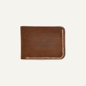 Bifold Wallet - Natural Chromexcel