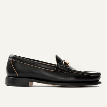 Bit Loafer - Black Chromexcel
