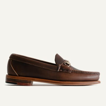Bit Loafer - Brown Chromexcel
