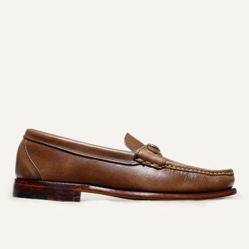 Bit Loafer - Natural Chromexcel