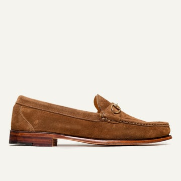 Bit Loafer - Snuff Janus Suede