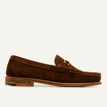 Bit Loafer - Snuff Repello Suede