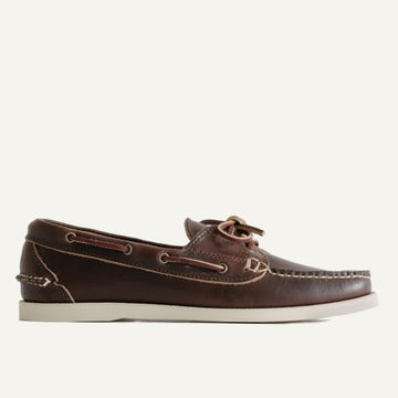 Boat Shoe - Brown Chromexcel