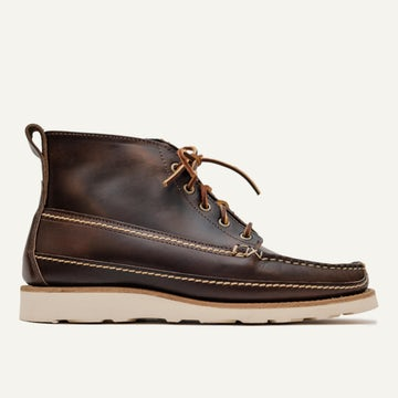 Camp Boot - Brown Chromexcel