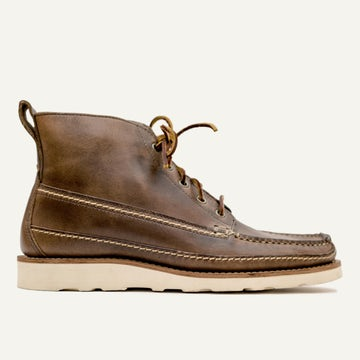 Camp Boot - Natural Chromexcel