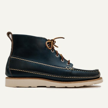 Camp Boot - Navy Chromexcel