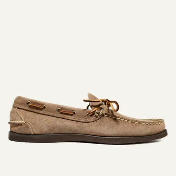 Camp Moc - Natural Chromexcel Roughout