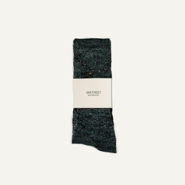 Camp Sock - Hunter Knit