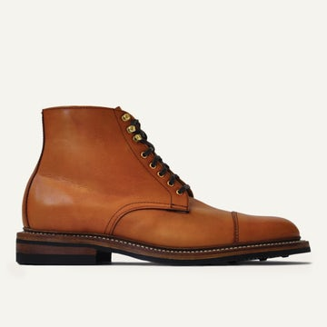 Lakeshore Boot - Bourbon French Calf