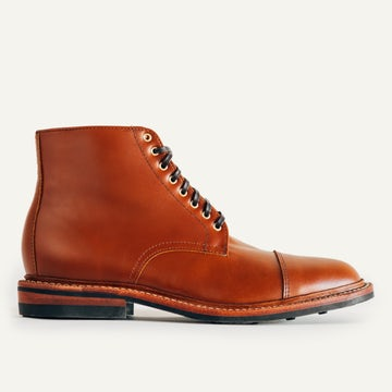 Lakeshore Boot - Cognac French Calf