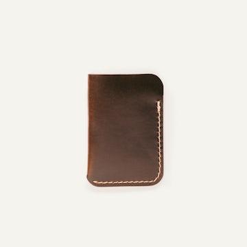 Card Wallet - Brown Chromexcel