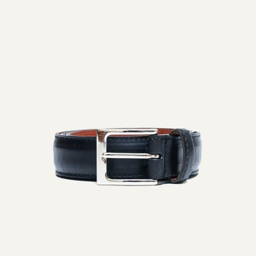 Dress Belt - Black Chromexcel