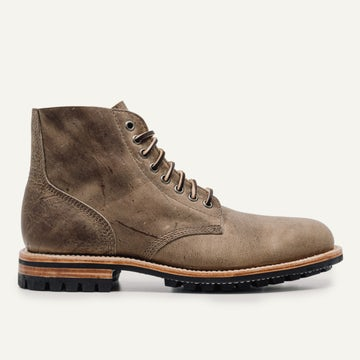 Field Boot - Gaucho Waxed Kudu