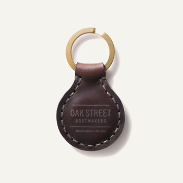 Key Fob - Brown Chromexcel