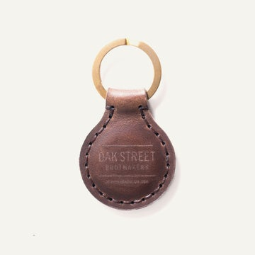 Key Fob - Natural Chromexcel