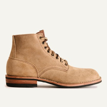 Storm Boot - Natural Rough-Out