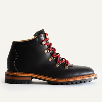 Summit Boot - Black Chromexcel