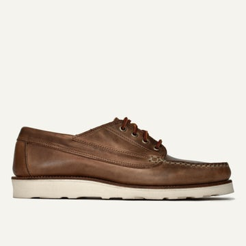 Trail Oxford - Natural Chromexcel