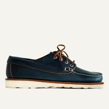Trail Oxford - Navy Chromexcel