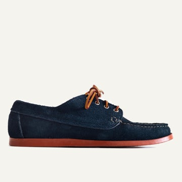 Trail Oxford - Navy Orion Suede