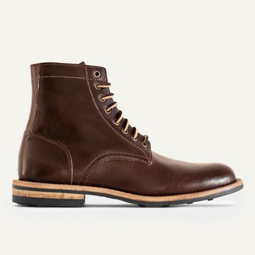 Trench Boot - Brown Chromexcel