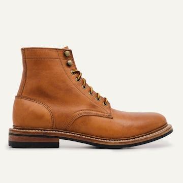 Trench Boot - English Tan Dublin
