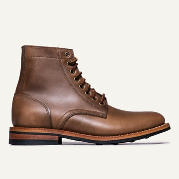 Trench Boot - Natural Chromexcel