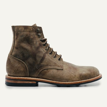 Trench Boot - Teak Rambler
