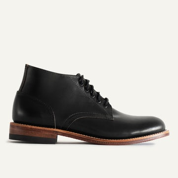 Trench Chukka - Black Chromexcel
