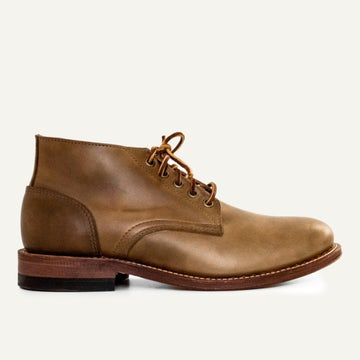 Trench Chukka - Natural Chromexcel