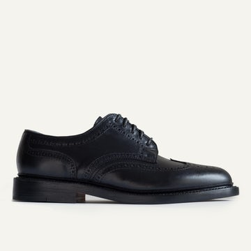 Wingtip - Black Chromexcel