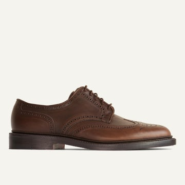 Wingtip - Brown Chromexcel