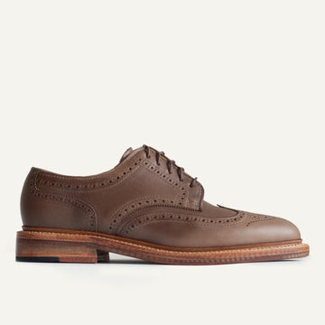 Wingtip - Natural Chromexcel