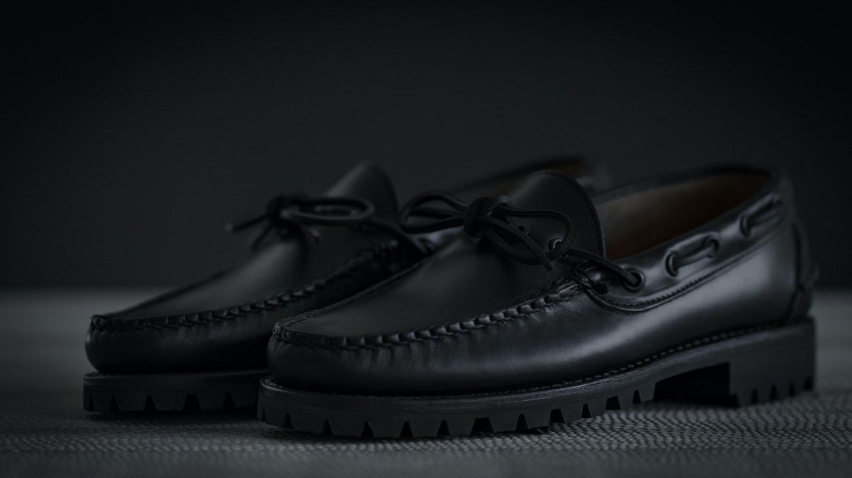Black Chromexcel Lug Camp Moc - Feature Image