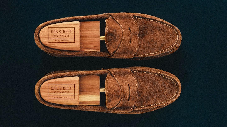 Aromatic Cedar Shoe Trees - Feature Image