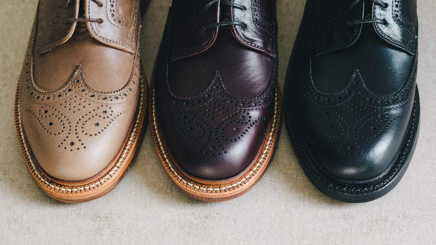 Natural Chromexcel Wingtip - Feature Image