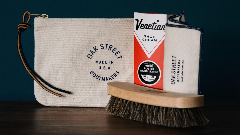 Natural Cotton Flannel Cobbler's Shine Cloth - Feature Image